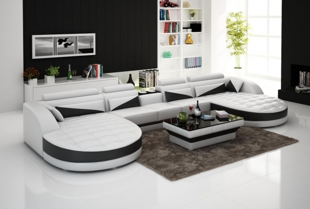 Largo Iv Double Chaise Sectional Sofa Picture 18