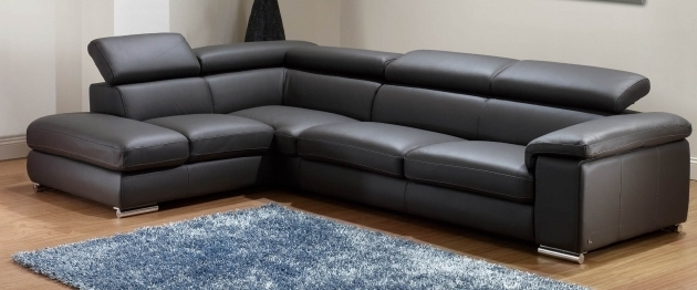Leather Sectional With Chaise And Recliner Living Room Ideas Black Photo 55