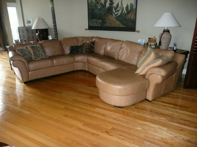 Tremendous Leather Sectional With Chaise Lounge Blackjack Simmons Brown Pabps2019 Chair Design Images Pabps2019Com