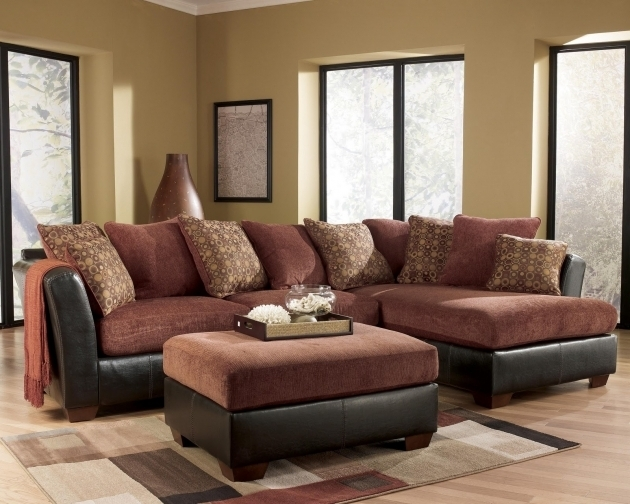 Ashley furniture sectional with chaise chaise design for Ashley sectionals with chaise