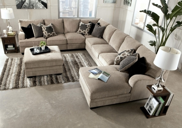 Most Beautiful Extra Large Sectional Sofas With Chaise Ideas Photos 19