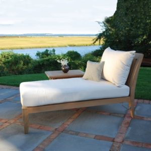 Chaise Lounge Replacement Cushions