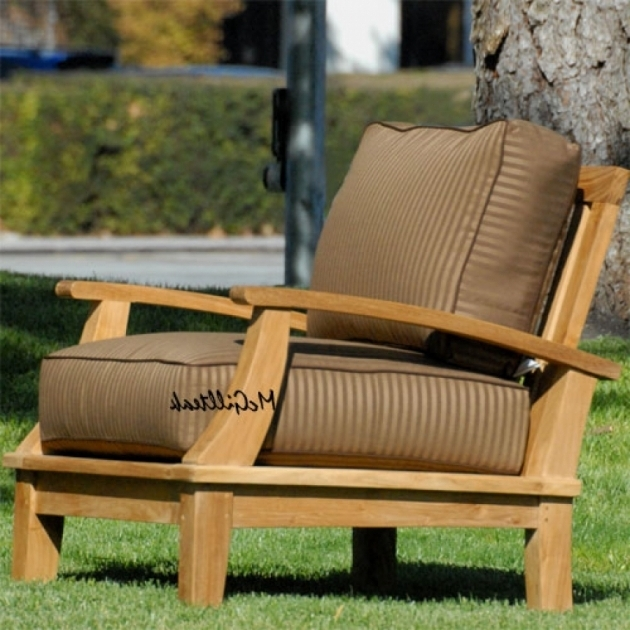 Patio chaise lounge cushions on sale bali teak lounge for Bali chaise lounge