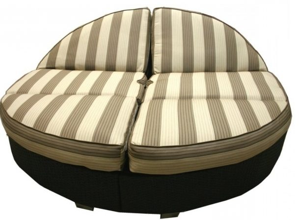 Round Chaise Lounge Replacement Cushions Outdoor Living Space Photos 72
