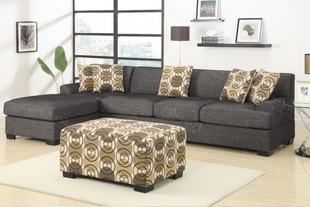 Softy Den Tan Corduroy 2 Piece Sectional Sofa With Chaise Images 52