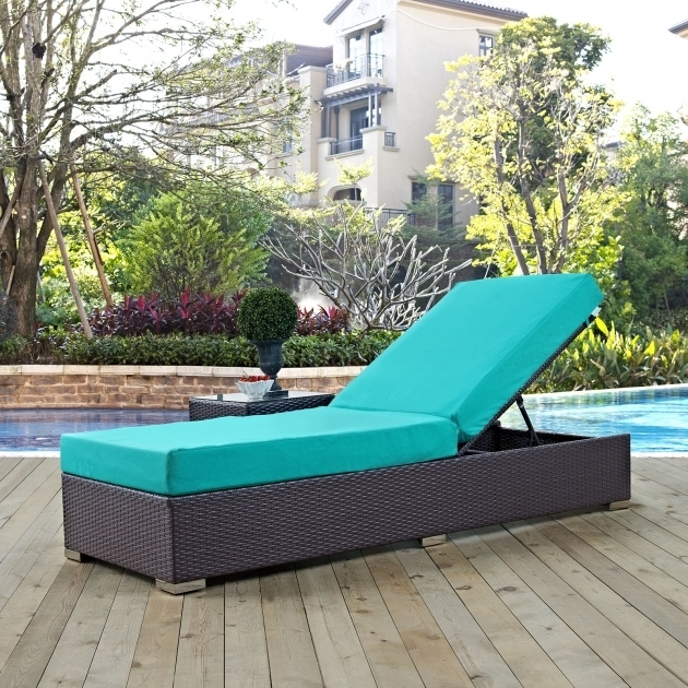 Turquoise Chaise Lounge Modway Eei 1846 Exp Trq Convene Outdoor Patio Ideas Photo 48