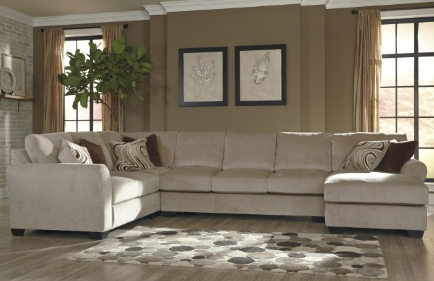Ashley 4 Piece Sectional Sofa With Chaise Design Pictures 69