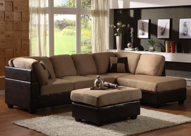 Microfiber Sectional Sofa With Chaise And Cuddle Images 39