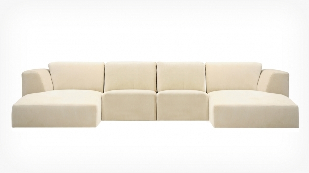 Morten 4 Piece Sectional Sofa With Chaise Fabric Image 05