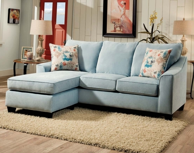 Blue sectional sofa with chaise leather sofas rustic light for Adrienne chaise lounge