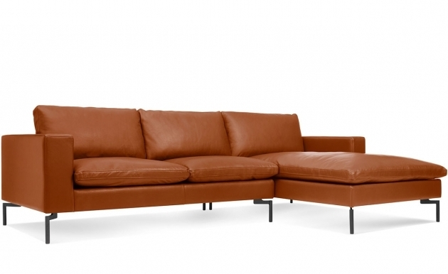 New Standard Leather Couch With Chaise Sofa Photos 68