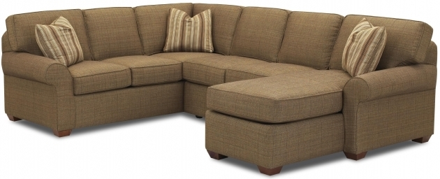 Sectional Sofas With Chaise Lounge Klaussner Wolf Image 04