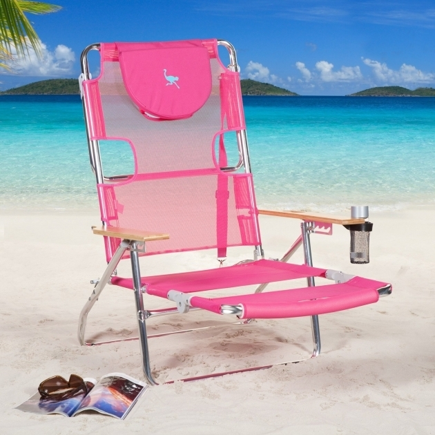 3 In 1 Beach Ostrich Chaise Lounge Picture 19