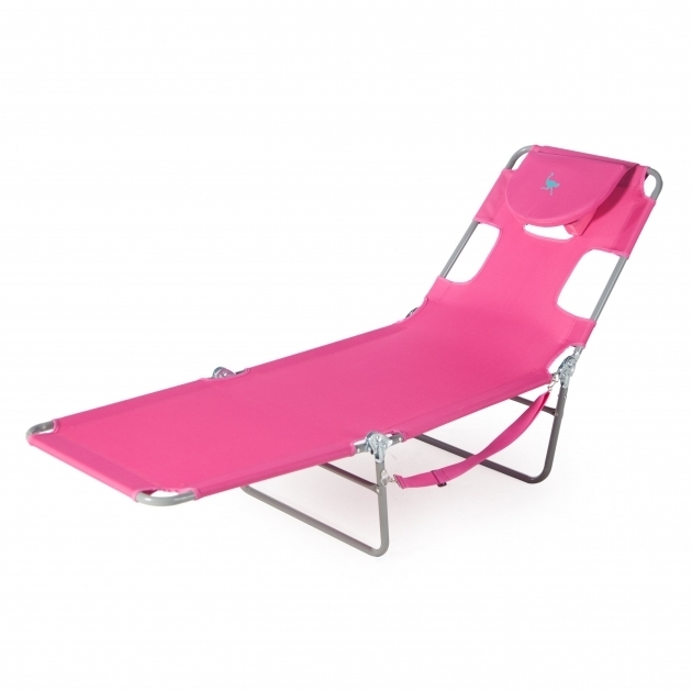 Ostrich Chaise Lounge Pink Images 73