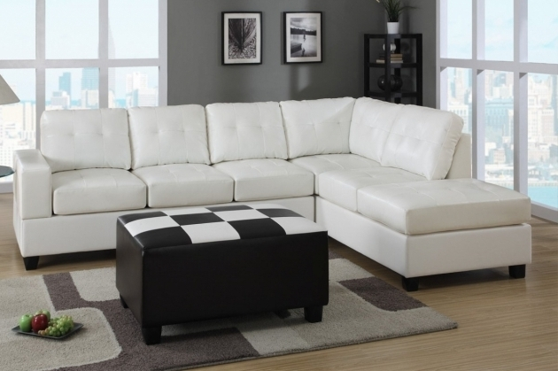 White Sectional Sofa With Chaise Living Room Comfortable For Elegant Decor Ideas Picture 37
