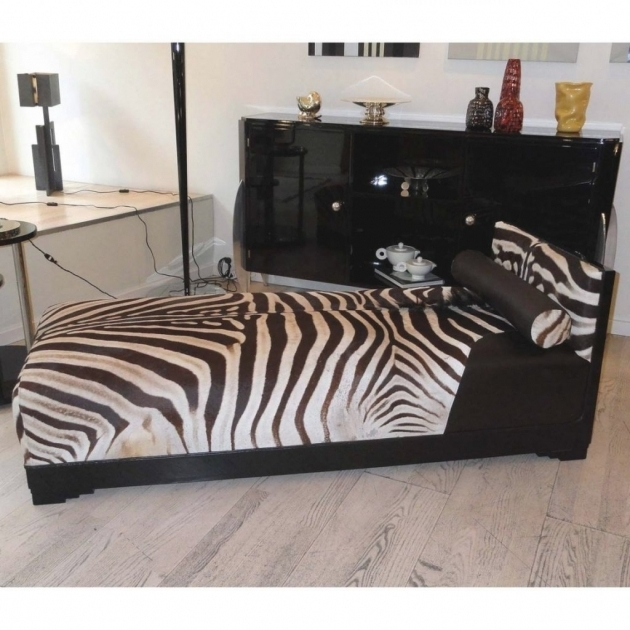 Zebra Chaise Lounge Sale Photos 66  sc 1 th 225 : zebra chaise lounge - Sectionals, Sofas & Couches