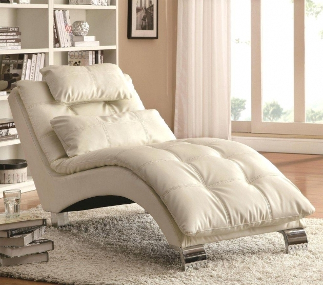 Modern Indoor Double Chaise Lounge For Bedroom Picture 36
