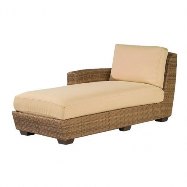Sixties home furniture right arm chaise lounge s77 for Armed chaise lounge