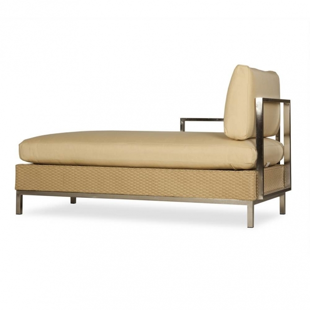 Lloyd Flanders Elements Right Arm Chaise Lounge L83