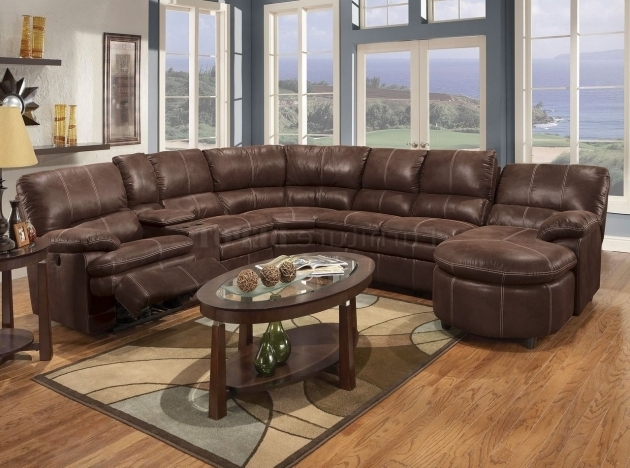 Rustic Sectional Reclining Sofa With Chaise Home Furniture Ideas Pics 85