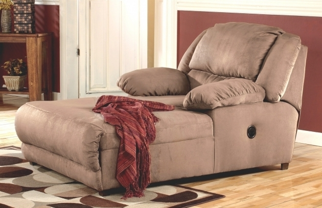 Indoor Oversized Chaise Lounge Chairs Ideas  Pictures 43