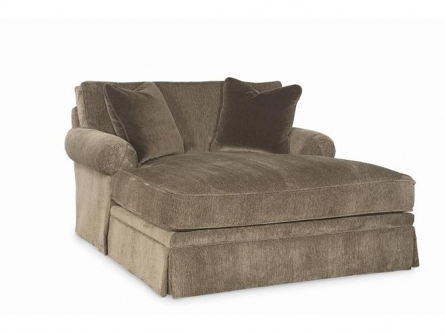 Latest Oversized Chaise Lounge Indoor Chairs Light Brown  Image 40